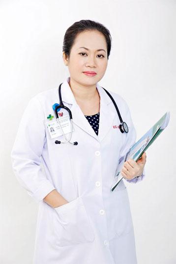 Bác sĩ Phùng Thị Nga